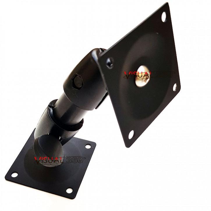 Monitorfuß VESA 2x 50x50, voll 3D, Metall