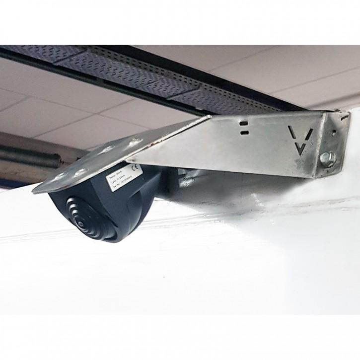 Halter für Faun Powerpress Seitenkamera