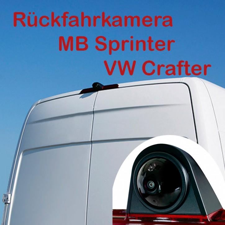 Rückfahrsystem  Mercedes-Benz Sprinter