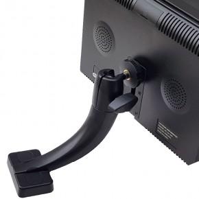 Universal Monitorfuß für Dachhimmel , Metall