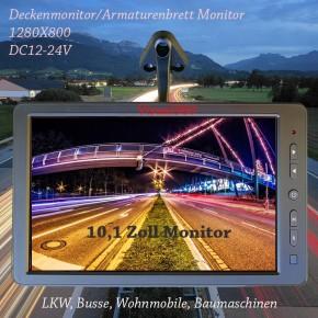 10,1 Zoll Armaturenbrett Monitor