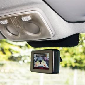Rückfahrkamera mit Monitor für Fiat Ducato