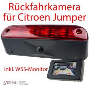 Rückfahrsystem Citroen Jumper